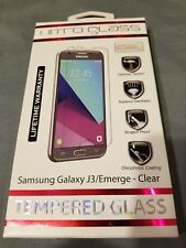 Znitro tempered glass screen protector for Samsung Galaxy J3 Emerge