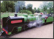 C2000 View of 'Rosenkavalier' Steam Loco No 1662-4-6-2 Pacific, Bressingham