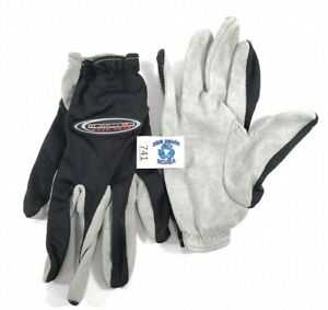 Henderson Dive Wear Leather Scuba Spearfish FreeDive Gloves Size Large LG L #741