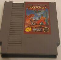Karnov NES Nintendo