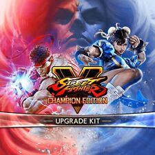 Street Fighter V (5) Champion Edition (PS4) Upgrade Kit Digital Code