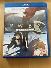 RWBY: Volume 3 (Blu-ray) Lindsay Jones, Kara Eberle, Arryn Zech