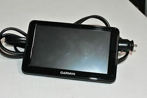 Garmin Nuvi 2595LM GPS Moving Map & USA = Works great!