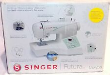 Singer Futura CE-250 Computerized Embroidery & Sewing Machine 3900 Designs