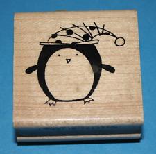 Inkadinkado 'Cute Penguin' Christmas Stamp