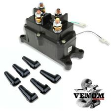 VENOM Replacement 12V ATV UTV Winch Contactor / Solenoid 1500-4000lb Winches