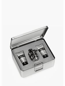 VIKTOR & ROLF SPICEBOMB  3 Piece Eau De Toilette, Shaving Cream, Aftershave 50ml