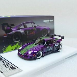 RWB 911(993) Joker Timothy & Pierre 1/64