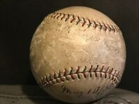 1930 Babe Ruth PSA DNA Auto Autograph Signed Baseball NY Yankees - Low price!