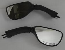 N0161.2A8 & N0162.2A8 Genuine Buell Mirror Set, All 03-10 Firebolts (B3U/L19E)