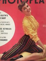 Vintage Collectible Movie Magazine Debbie Reynolds Cover November 1954