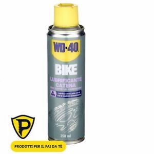 WD-40 BIKE Lubrificante catena specifico per bici al ptfe pr tutte le condizioni