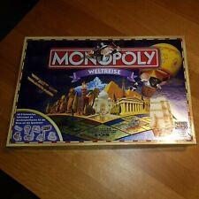 Monopoly Weltreise wie neu