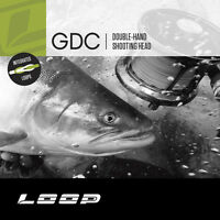 Loop GDC 'Sinking' Double Hand Shooting Head Fly Line Salmon Fly Line