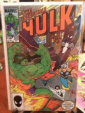 The Incredible Hulk #300 Spider-Man! Thor! Avengers! Nice Copy!