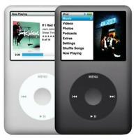 New Apple iPod Classic 7th Generation 160GB Black /Silver ((Latest Model)US Ship