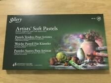 Mungyo Gallery Artists Soft Pastel Squares Cardboard Box Set of 48 - Assorted Co