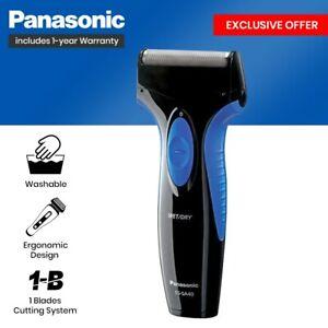 Panasonic ES-SA40 Men's Wet&Dry Rechargable Electric Shaver 100-240V