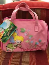 Tinkerbell Fairies Pink Small Duffle Bag