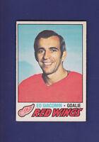 Ed Giacomin 1977-78 O-PEE-CHEE OPC Hockey #70 (EXMT) Detroit Red Wings