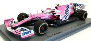 Spark 1/43 Scale S6475 - Racing Point RP20 Lance Stroll Styrian GP 2020