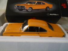 AUTOart 1970 Holden HG Monaro GTS 350 INDY ORANGE 1:18 Diecast