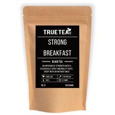 Strong Breakfast Tea (No.13) - Loose Leaf Black Tea-True Tea Co. Harrogate