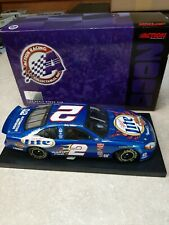 2000 ACTION 1/24 RUSTY WALLACE #2 HARLEY DAVIDSON MILLER LITE NASCAR FORD NEW!