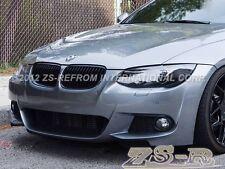 11-13 BMW E92 LCI Coupe 320i 328i 335i Shiny Gloss Black Front Grille US Seller