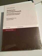 Zimbrische Gesamtgrammatik: Vergleichende Darstellung Der Zimbrischen Dialekte S
