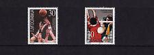 Yugoslavia - 2001 Basketball & Volleyball - U/M - SG 3314-5