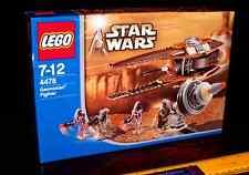 LEGO VERY RARE BLUE BOX 4478 STAR WARS GEONOSIAN FIGHTER GREAT FOR AFA GRADE