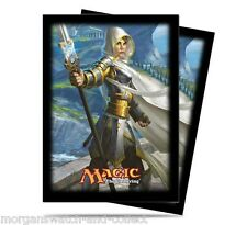 Ultra Pro Magic ELSPETH, SUN'S CHAMPION Card Deck Sleeves 80ct MTG #86115 THEROS