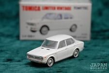 [Tomica Limited Vintage Lv-58a 1/64] Toyota Corolla 1200 4 Door Sedan (White)