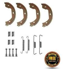 BMW M6 5.0 COUPE CABRIOLET REAR HANDBRAKE PARKING SHOES AND FITTING KIT NEW