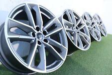 4 Cerchi in lega Originali Audi 19 Q3 RSQ3 A5  8W0601025DC 8,5J ET 32mm NUOVO