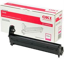 OKI C8600 Magenta Drum Unit 20k 43449014
