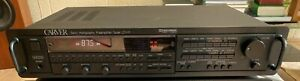 Carver Sonic Holography Pre-amplifier Tuner CT-17 with Remote Control