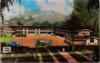 Postcard Town & Country Motel Cahuenga Blvd in Hollywood, California~131393