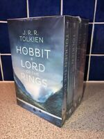 The Lord of the Rings & the Hobbit: 4 Book Box Set Box Set 2020 Edition Bundle