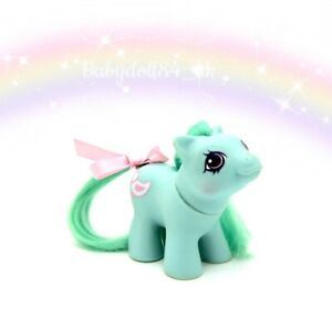 ⭐️ My Little Pony ⭐️ G1 Vintage Euro Surprise Newborn Baby Snoozy (Duck) Cute!