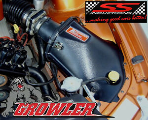 HOLDEN COMMODORE VT VX VU VY V6 ECOTEC 3.8 SS INDUCTIONS GROWLER COLD AIR INTAKE