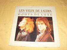 Goûts De Luxe – Les Yeux De Laura 12'' Maxi-single 45 RPM