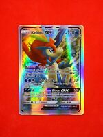 47/236 RARE carte card holo Pokemon KELDEO GX HP replica