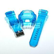G-SHOCK GDX6900 Band and Bezel Jelly Ice Custom Blue