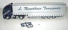 "AWM 73860, Volvo Glob./Aeropl. Jumbo-Ga.-KSZ ""Niewöhner"" (Ahaus), 1/87, NEU&OVP"