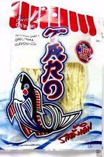 12 Pc x 30G WHITE NO FAT TARO FISH SNACK ORIGINAL DELICIOUS CAMP PARTY ENJOY GIF