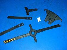 Vintage GI Joe Cobra Vehicle Parts 1994 Razor-Blade Pieces LOT # 1 Blades