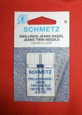 Schmetz-Zwillingsnadel H-J ZWI 4.0/100
