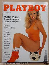 Playboy NL 7/1994, Elizabeth Nottoli, Traci Sikkink, Rachel ter Horst,